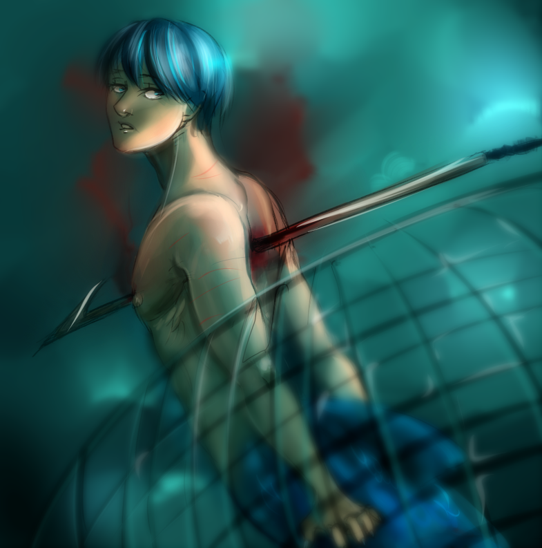 Free! Eternal Suffering by TaeShin