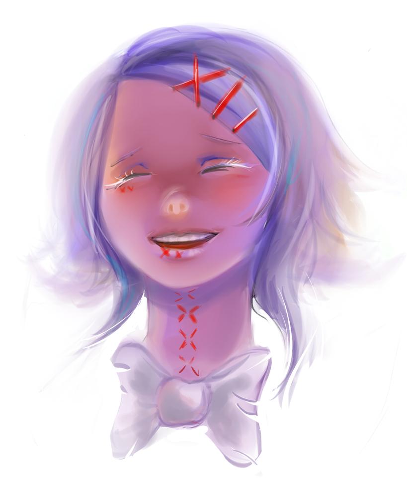 Suzuya [doodle] by TaeShin