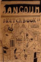 Sketchbook Cover by laresistance