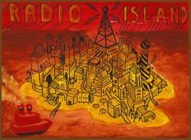 Radio Island by laresistance