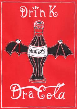 DRINK DRACOLA