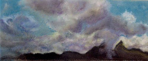 Clouds by weirdplushie