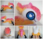 Trade: Chibi Iven the Jolle Raptor Plush