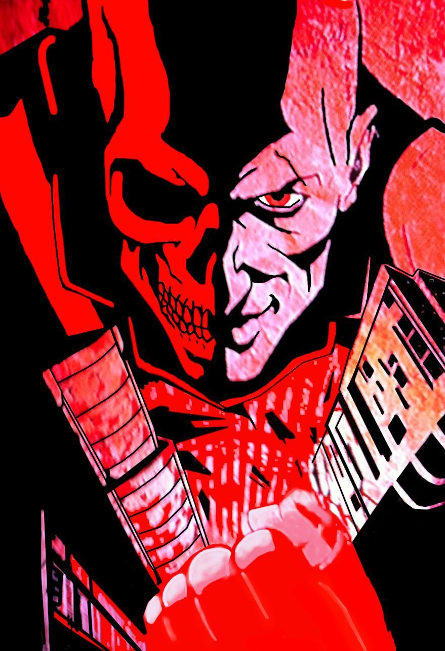 Infamous evil karma poster. by Apprehender on DeviantArt