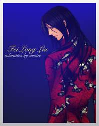 Fei Long Liu coloration