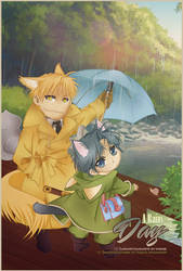 Maiden Rose: A Rainy Day