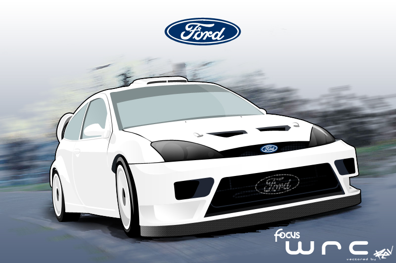 Ford Focus Diecast Model Cars