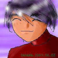 20030602-First Oekaki by Sagawa