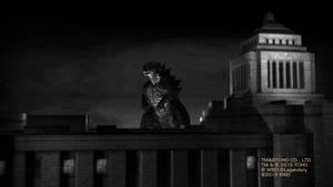 Diorama picture - Godzilla 1954, pt.1