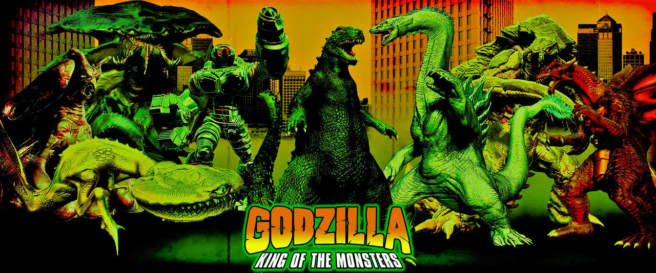 Godzilla King of the Monsters --- version 3