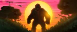 Golden Horizon - Kong by Awesomeness360