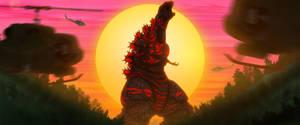 Golden Horizon - Shin Godzilla