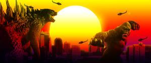 Godzilla vs Kong - The Clash of Kings