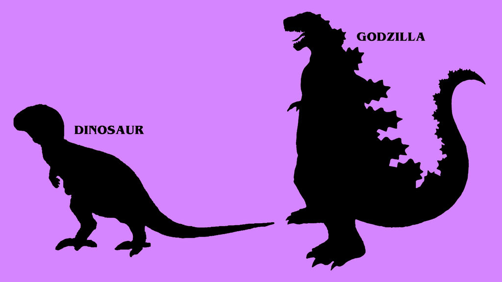 Real life-and-Fiction-difference Godzilla by Awesomeness360