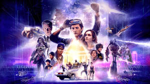 Ready Player One HD wallpaper 03