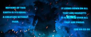Godzilla: The Leviathan Verse by Awesomeness360