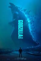 GODZILLA: KING OF THE MONSTERS   Godzilla Poster by Awesomeness360