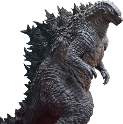 Legendary Godzilla 2019 by Awesomeness360