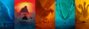 The Big Five (MonsterVerse) by Awesomeness360