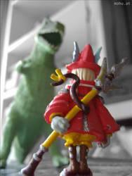 Hold, I'll Kill It - SirMohu by rat-nest