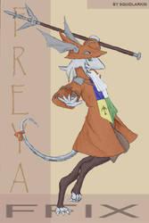 Freya - by squidlarkin by rat-nest