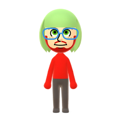 Regarding my Mii