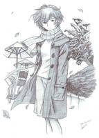 Ayanami-fall edition by saouif