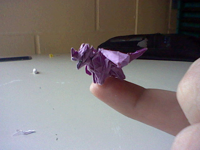 WORLDS SMALLEST ANCIENT DRAGON By Takato14