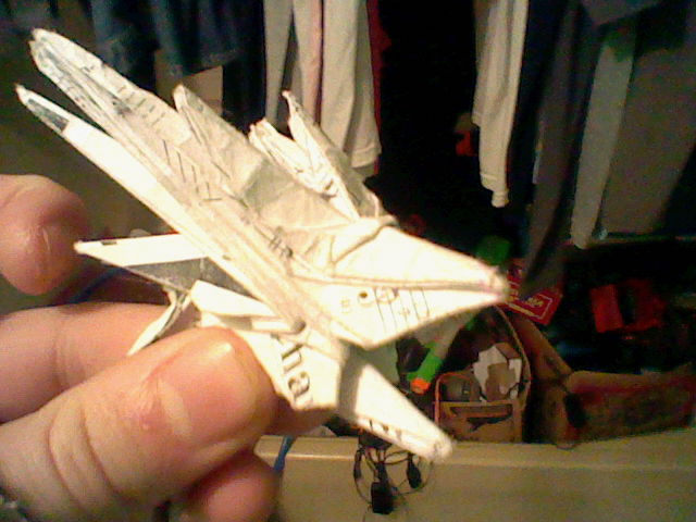 Origami Dragon Head Design By Takato14 On DeviantArt