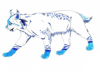 Lynx Point Adoptable CLOSED by BundyNaan