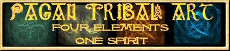 PTA Banner by pagantribalart