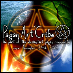 Pagan Art Tribe ID by Kayne by pagantribalart