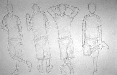 Five Minute Sketches 1