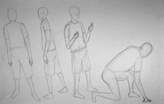 Five Minute Sketches 2
