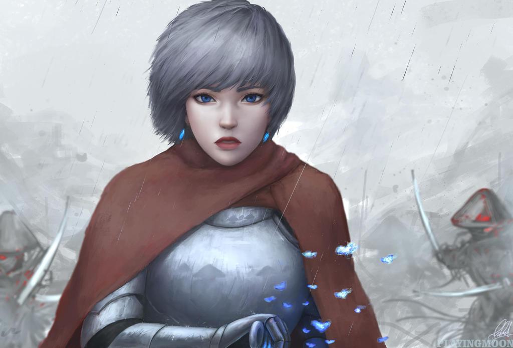 the snow knight