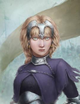 Jeanne D' Arc Fanart