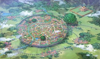 fantasy Maps Art coomiissions for steven