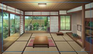 japanese room study