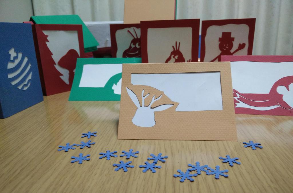 Pika-deer Christmas Card by fairielove