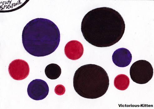 Multi Colored Circles