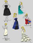 Steph Barnes' Fashion Show!!!