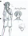 crappy mugen sketches by UchinanchuDuckie