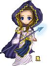 Elven Priestess by RayValentine