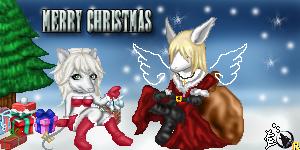 Merry Xmas Fratley by RayValentine