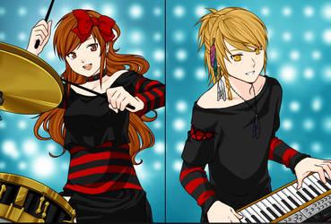 Kenta X Takoda music by leara123