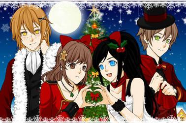 Christmas. by leara123