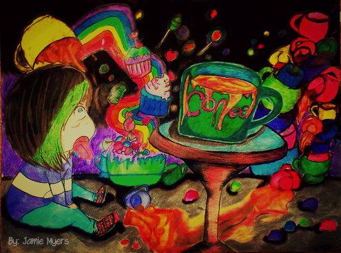 Coffee freak.. by Elfy17