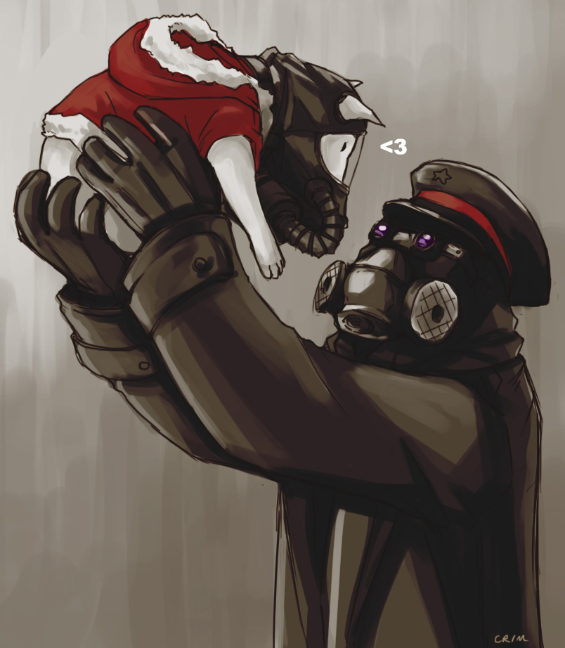 A christmas miracle by CrimsonSun