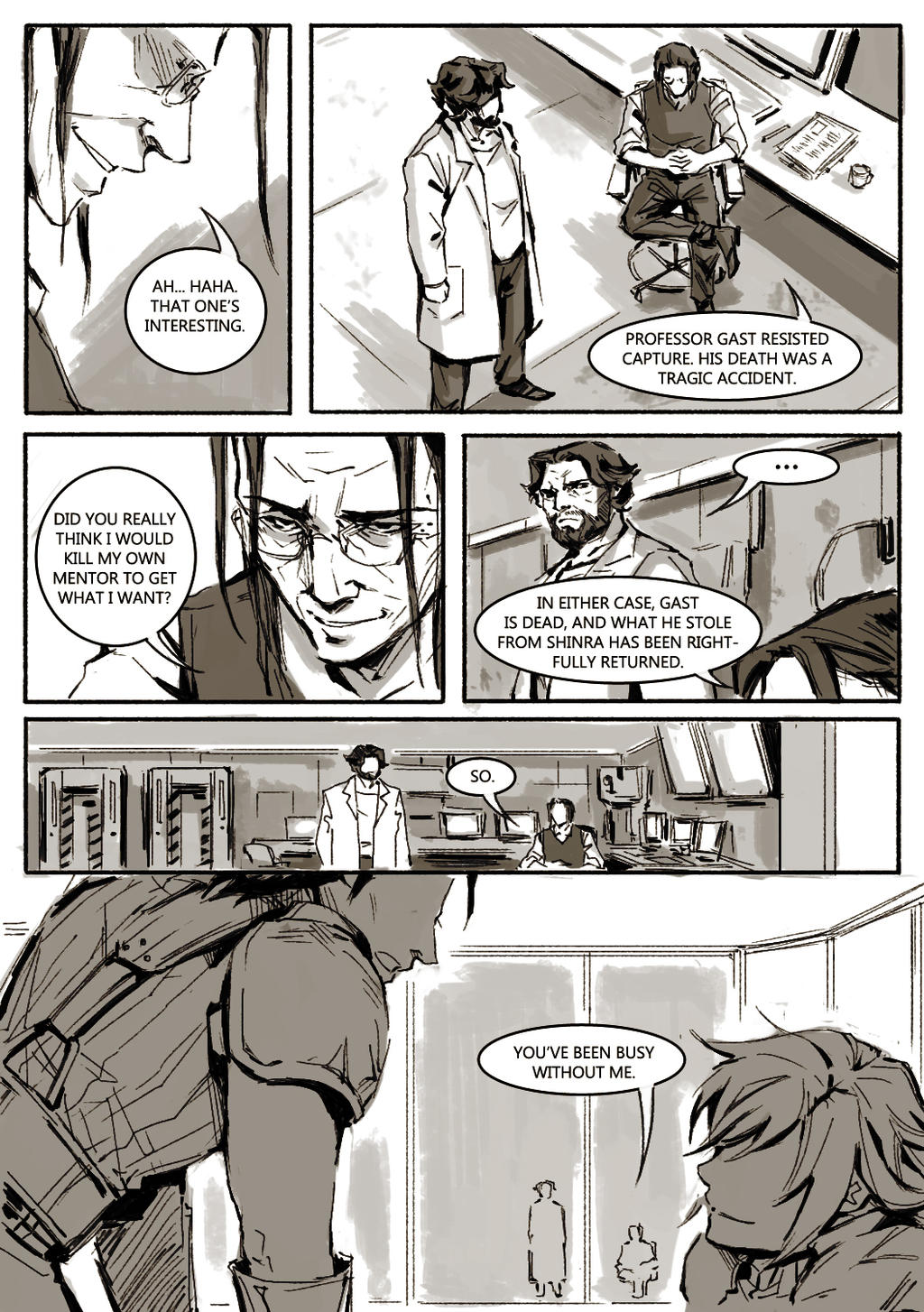 Internal Affairs - page 4 by CrimsonSun