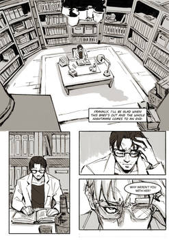 The Nightmare's Beginning - page 3
